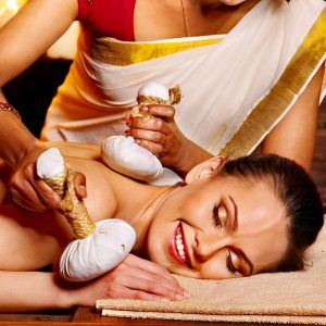 pochons indiens massage